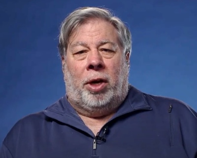 Steve Wozniak, co-founder of Apple, virtual chat at the Mimecast Cyber Resilience Summit, June 2020